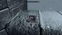 El secreto de la nigromante para Skyrim
