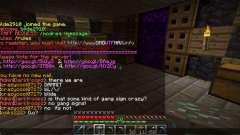 Guardar automáticamente el registro de chat para Minecraft