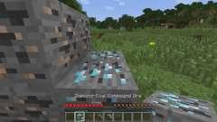 Doble filones de minerales