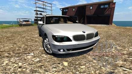 BMW 760Li (E66) v1.1 para BeamNG Drive
