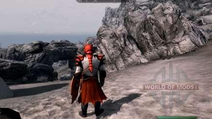 Las armas y armaduras de dragón Caballero de dota 2 para Skyrim