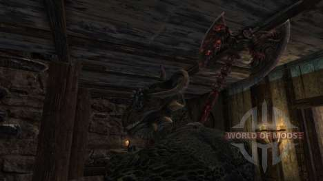 Garán-Gee para el tercer Skyrim pantalla