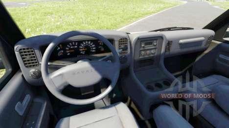 Gavril H-Series H45 Grabster para BeamNG Drive