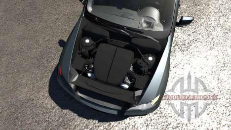 BMW X5M Grey para BeamNG Drive
