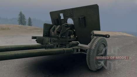 Cáncer-5 de la pistola de CÁNCER-3 para Spin Tires