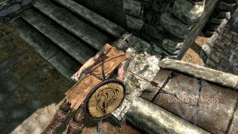 Arco parálisis para Skyrim
