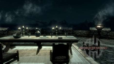 Llamar A Sí Mismo para Skyrim segunda pantalla