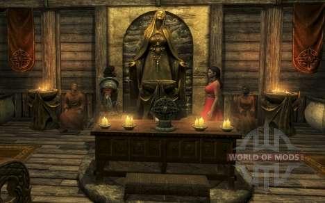 El Compañero De Erenia Cetonia para Skyrim