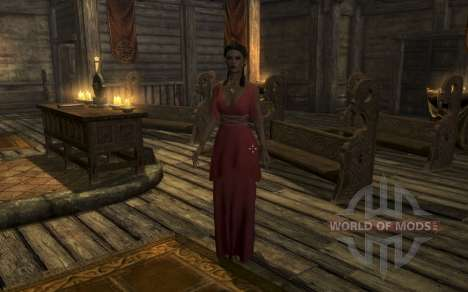 El Compañero De Erenia Cetonia para el tercer Skyrim pantalla