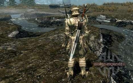 Las armas y armaduras de la moda de Regalo De Ky para Skyrim
