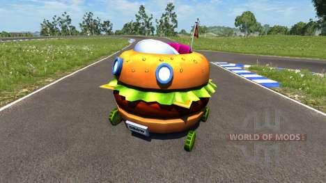 DSC Patty Wagon para BeamNG Drive