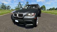 BMW X5M Carbon para BeamNG Drive