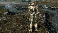 Las armas y armaduras de la moda de Regalo De Kynareth para Skyrim
