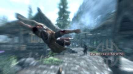 Mace tiro para Skyrim