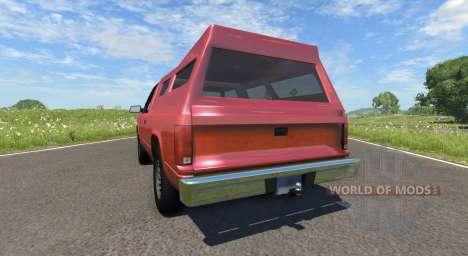 Gavril D-Series Pickup Hatch para BeamNG Drive