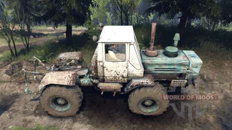 T-150K para Spin Tires