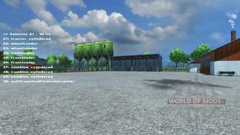 FastSwitcher v1.3 para Farming Simulator 2013