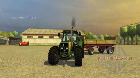 Inspector para Farming Simulator 2013