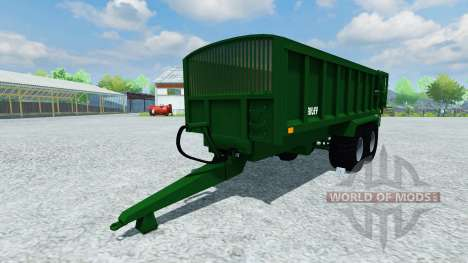 Bailey TB 18 para Farming Simulator 2013