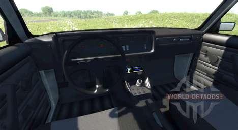 VAZ-2107i para BeamNG Drive