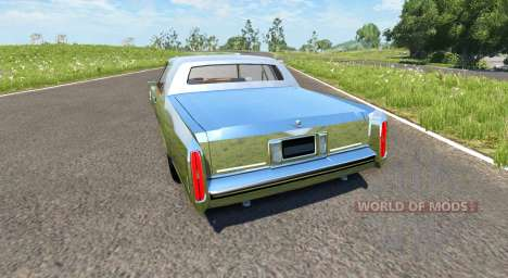 Cadillac De Ville 1984 para BeamNG Drive