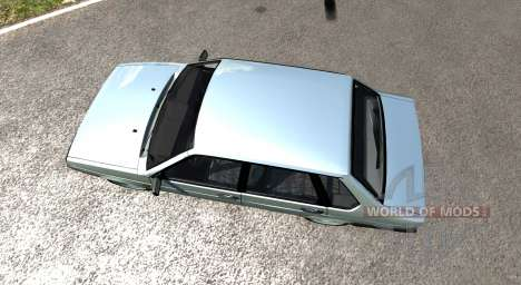 VAZ 21099 v2.0 para BeamNG Drive