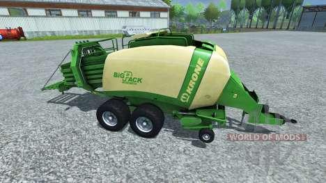 Krone Big Pack 1290 para Farming Simulator 2013