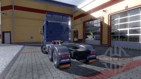 Scania R730 Evo Topline para Euro Truck Simulator 2
