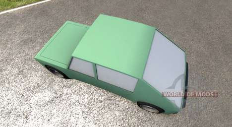 DSC Toy Car para BeamNG Drive
