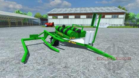 McHale 991 [White] para Farming Simulator 2013
