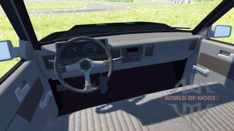 Gavril D-Series four doors para BeamNG Drive