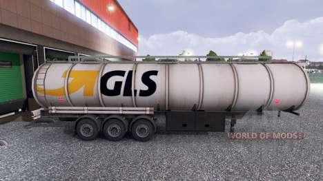 Real logotipos para Euro Truck Simulator 2