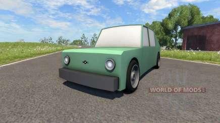 DSC Toy Car para BeamNG Drive