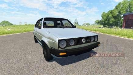 Volkswagen Golf Mk2 GTI 1987 para BeamNG Drive