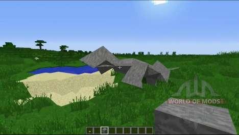 Abajo con el Encuadre para Minecraft