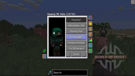 Tocados para Minecraft