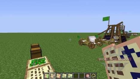 Todo para tu castillo para Minecraft