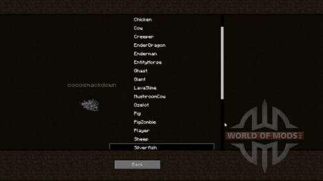 Nuevos modelos de juego para Minecraft