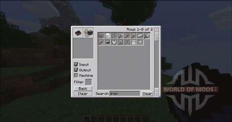Hyde Kraft para Minecraft