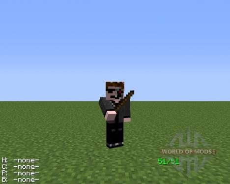 The Sharp Stick para Minecraft
