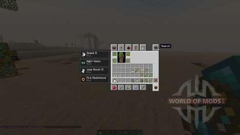 Pesario mundo para Minecraft