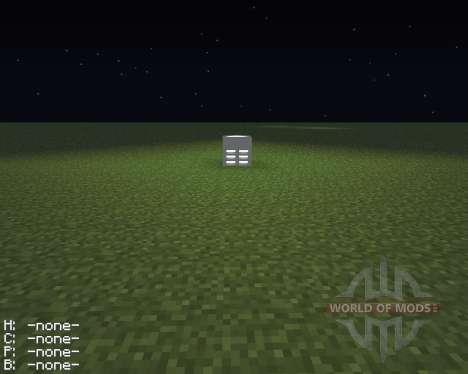 Gregs Lighting para Minecraft
