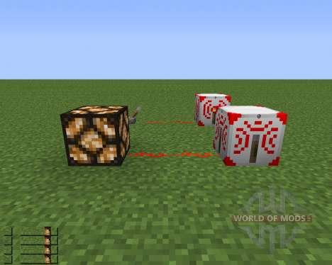 Wireless Redstone Mod para Minecraft