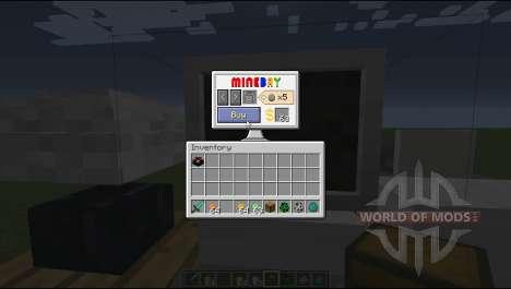 Monedas para Minecraft