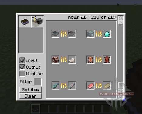 CraftGuide para Minecraft