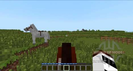 Sombrero de vaquero para Minecraft