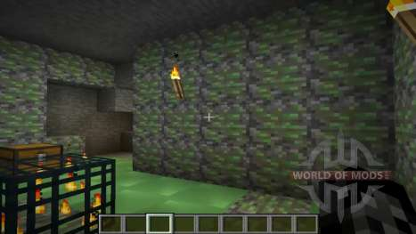 Sliznevo Tesoro para Minecraft