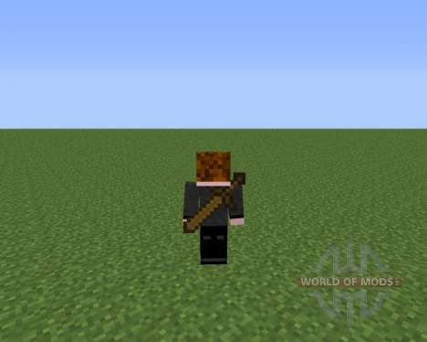 Back Tools para Minecraft