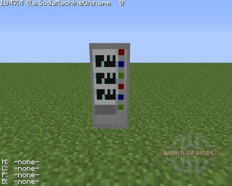 SodaCraft para Minecraft
