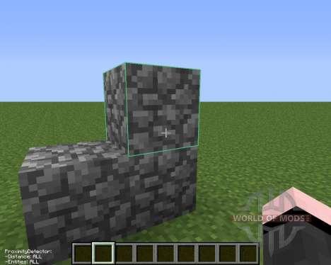 Custom Selection Box para Minecraft